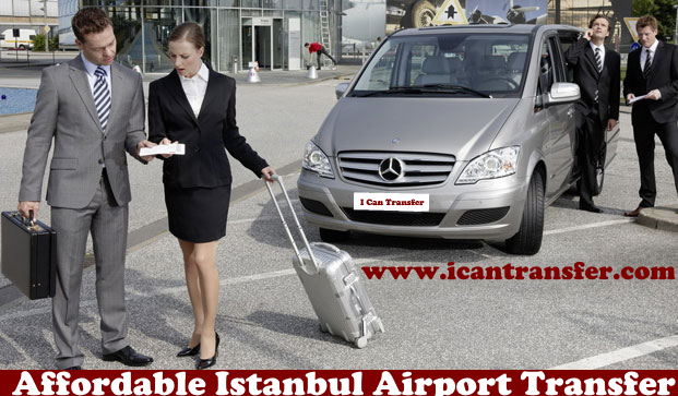 Istanbul airport transfer details